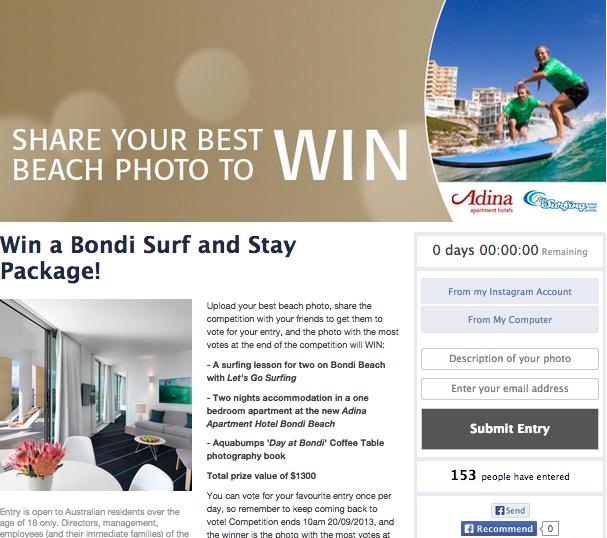 Hotel contest