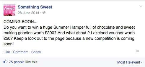 summer contest ideas
