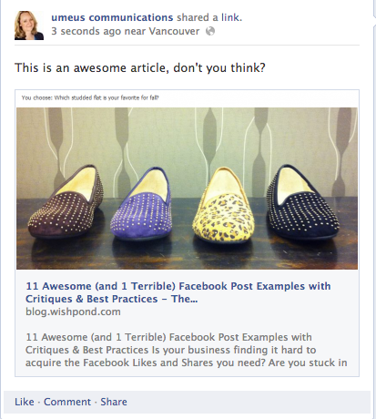 12 Effective Ways to Use Facebook to Drive Traffic to Your Blog