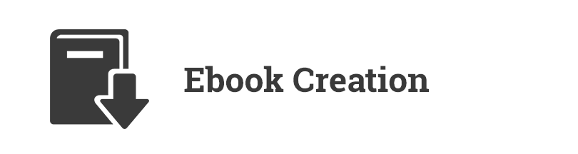 ebook creation tools