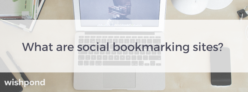 what are social bookmarking sites
