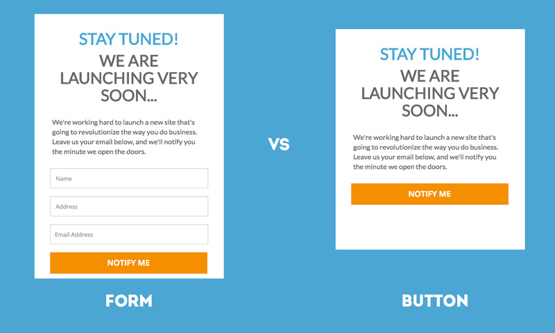 4 Strange Things To Optimize Landing Page Conversions