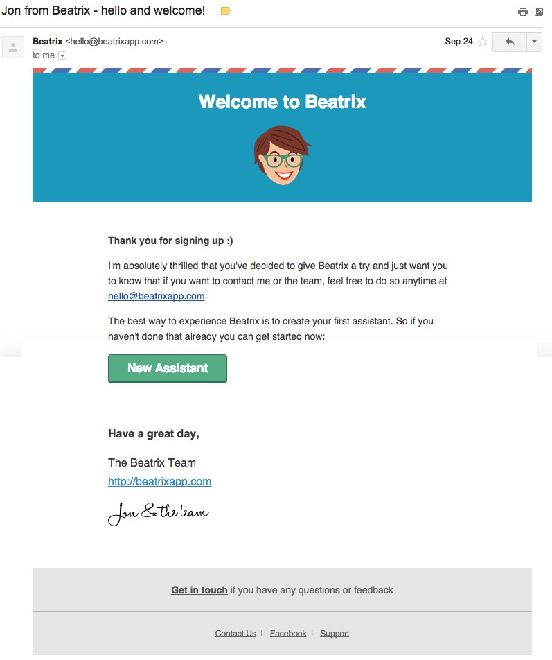 6 Best Triggered Email Marketing Campaigns Revealed